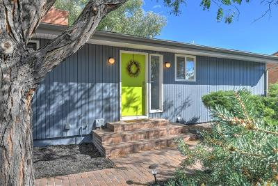 Wheat Ridge Single Family Home Under Contract: 3274 Pierson Street