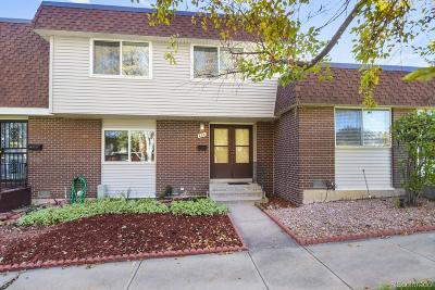 Lakewood Condo/Townhouse Active: 654 South Youngfield Court