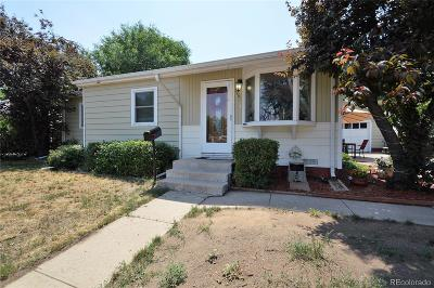 Thornton Single Family Home Active: 9461 Lillian Lane