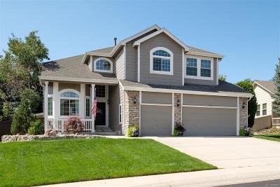 Highlands Ranch Single Family Home Active: 2936 Clairton Drive