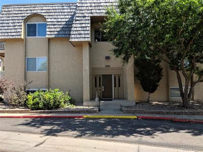 Condo/Townhouse Under Contract: 7335 East Quincy Avenue #307