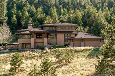 Evergreen Single Family Home Active: 2131 Baldy Lane