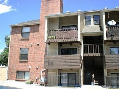 Aurora Condo/Townhouse Active: 15390 East Arizona Avenue #201