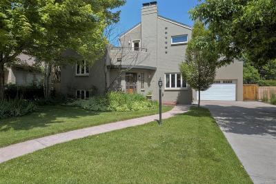 Single Family Home Active: 620 Hudson Street