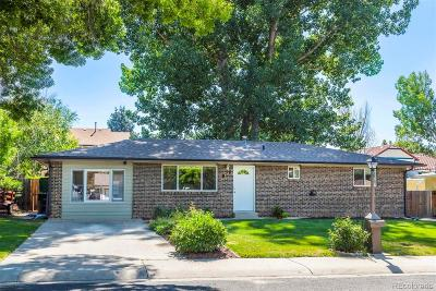 Longmont Single Family Home Under Contract: 828 Hilltop Street