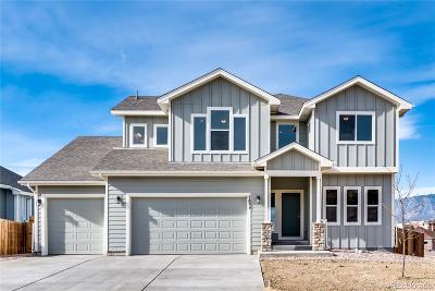 Fountain Single Family Home Active: 7857 Twin Creek Terrace