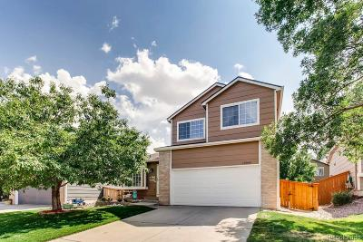 Highlands Ranch Single Family Home Under Contract: 10565 Hyacinth Place
