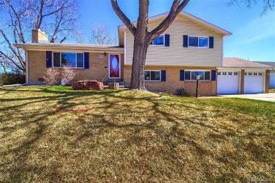 Northglenn Single Family Home Active: 9750 Melody Drive