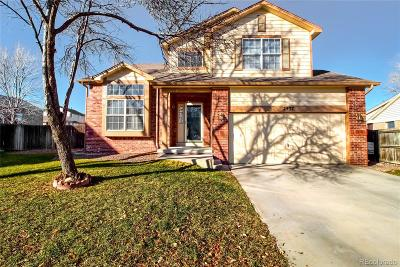 Thornton Single Family Home Active: 2537 East 124th Place