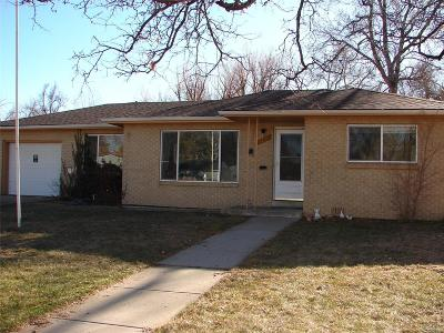 Wheat Ridge Single Family Home Under Contract: 7260 West 34th Avenue