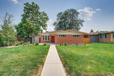 Broomfield Single Family Home Active: 400 West Midway Boulevard