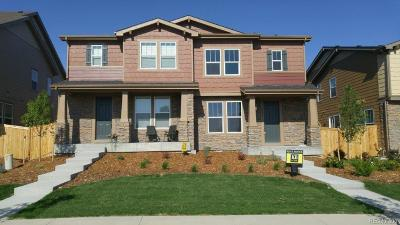 Aurora Condo/Townhouse Active: 7586 South Zante Court