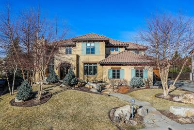 Lone Tree Single Family Home Active: 9555 Silent Hills Lane