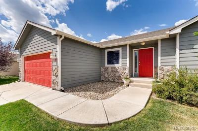 Wellington Single Family Home Active: 7195 Mount Nimbus Street