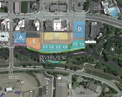 Residential Lots & Land Active: 446 Yampa - Riverview Street