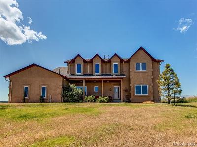 El Paso County Single Family Home Active: 5753 Windridge Point