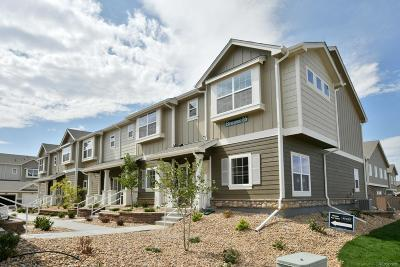 Commerce City Condo/Townhouse Active: 14700 East 104th Avenue #3505