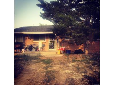 Denver CO Single Family Home Active: $205,000