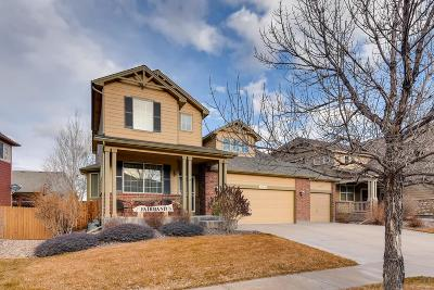 Henderson Single Family Home Under Contract: 11016 Lima Street