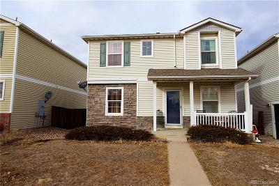Northglenn Single Family Home Under Contract: 10700 Kimblewyck Circle #111