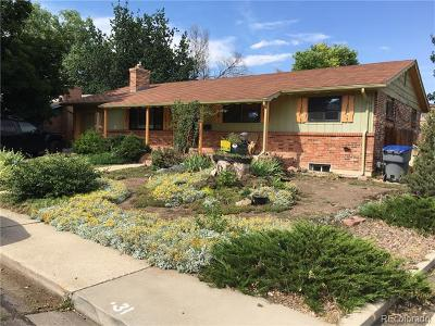 Longmont Single Family Home Active: 1720 Princess Drive