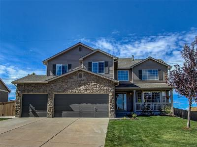 Castle Rock CO Single Family Home Active: $494,950