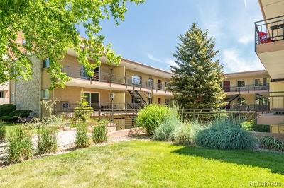 Boulder Condo/Townhouse Active: 830 20th Street #103