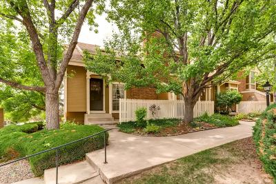 Littleton Condo/Townhouse Active: 2881 West Long Circle #A