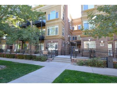 Denver Condo/Townhouse Active: 1776 Race Street #209