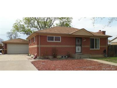 Single Family Home Sold: 7271 Avrum Drive
