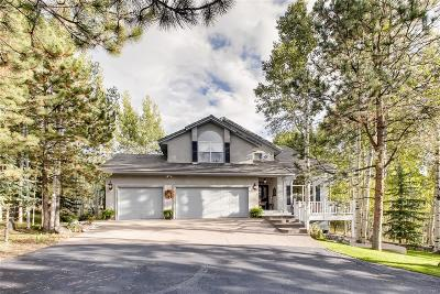 Woodland Park Single Family Home Under Contract: 3220 Regent Drive