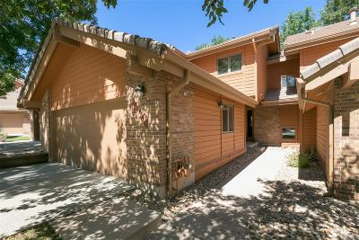 Morrison Condo/Townhouse Under Contract: 5413 Coyote Canyon Way #B