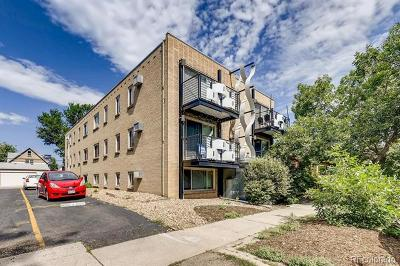 Denver Condo/Townhouse Active: 271 North Grant Street #204