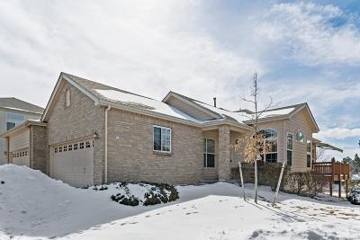 Highlands Ranch Condo/Townhouse Under Contract: 41 Woodland Circle