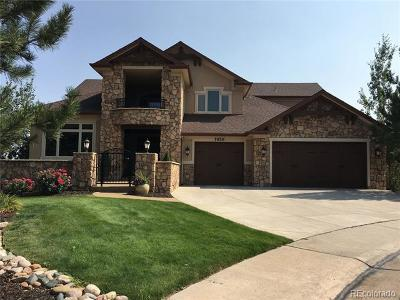 Castle Pines North Single Family Home Active: 1038 Buffalo Ridge Way