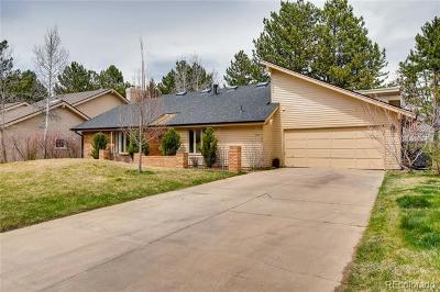 Boulder Single Family Home Active: 7177 Cedarwood Circle