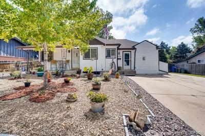 Arvada Single Family Home Active: 6152 Newland Street