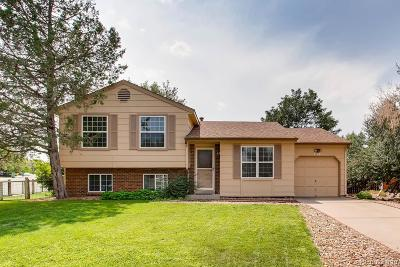Centennial Single Family Home Active: 17721 East Prentice Drive