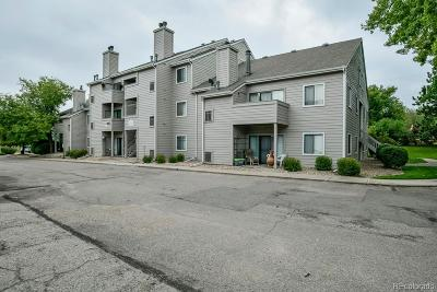 Lakewood Condo/Townhouse Under Contract: 3600 South Pierce Street #208