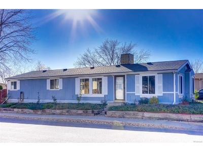 Thornton Single Family Home Active: 8490 Garfield Way