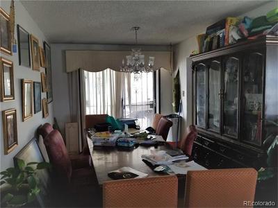 Denver Single Family Home Active: 5303 Tucson Way
