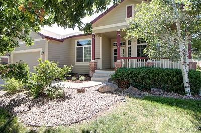 Arvada Single Family Home Active: 7175 Umber Court