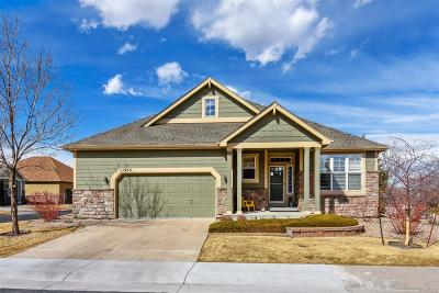 Littleton Single Family Home Under Contract: 11505 West Cooper Place