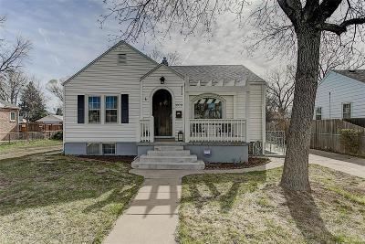 Englewood Single Family Home Active: 3970 South Logan Street