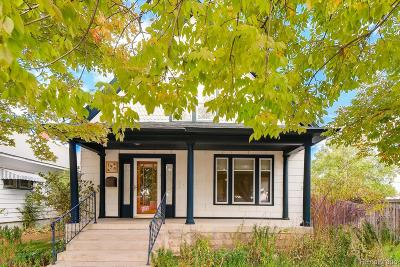 Fort Lupton Single Family Home Active: 154 South Park Avenue