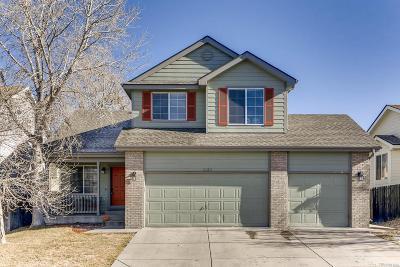 Denver Single Family Home Under Contract: 5192 Fontana Court