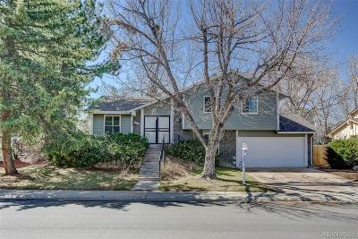 Englewood Single Family Home Under Contract: 5719 South Kenton Way
