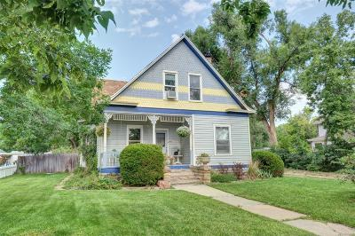 Berthoud Single Family Home Under Contract: 961 North 4th Street