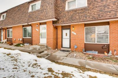 Littleton Condo/Townhouse Under Contract: 7181 South Webster Street