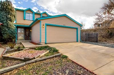 Arvada Single Family Home Under Contract: 8050 Kline Court
